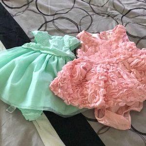 Other - Beautiful Newborn dresses